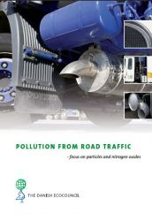 Pollution from Road Traffic